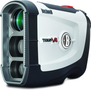 Bushnell Tour V4 Golf Laser Rangefinder with Vibration