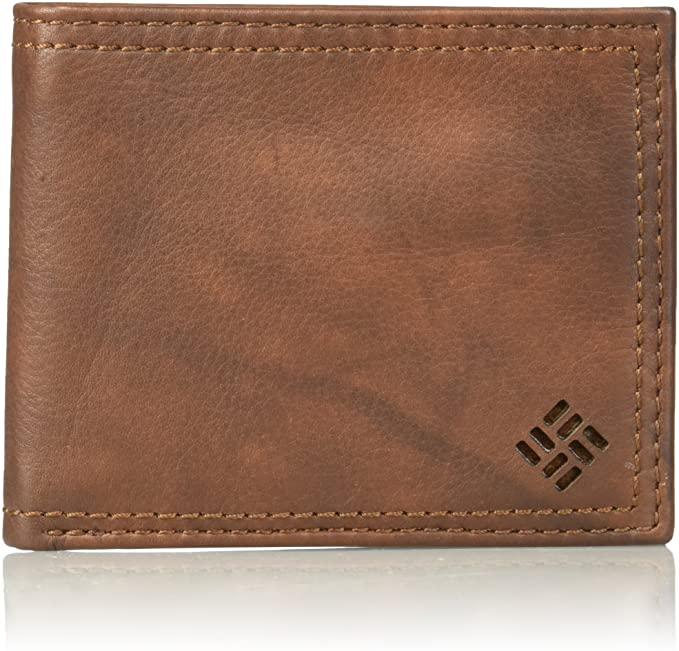 Columbia Men's Leather