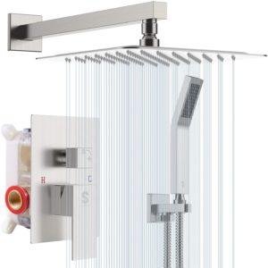 SR Sun Rise Brass Shower Faucet Set System