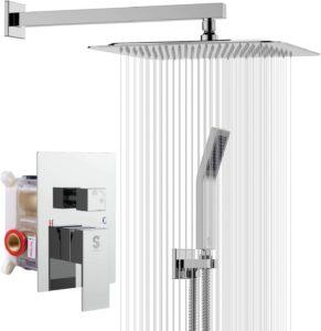SR Sun Rise Flexible Shower Faucet Set System