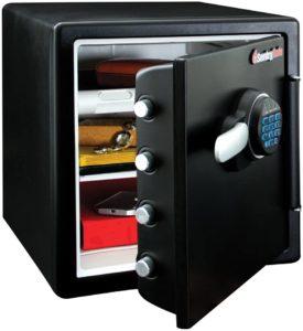 SentrySafe Waterproof Security Safe Box