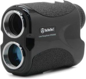 TecTecTec Golf Laser Rangefinder with Pin Sensor