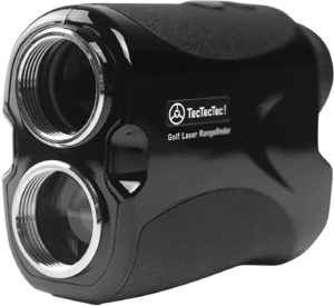 TecTecTec High Resolution Golf Laser Rangefinder