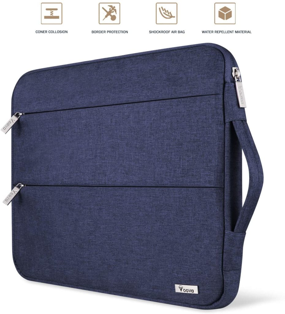 Voova 13 13.3 Inch Laptop Sleeve Case Compatible with MacBook Pro
