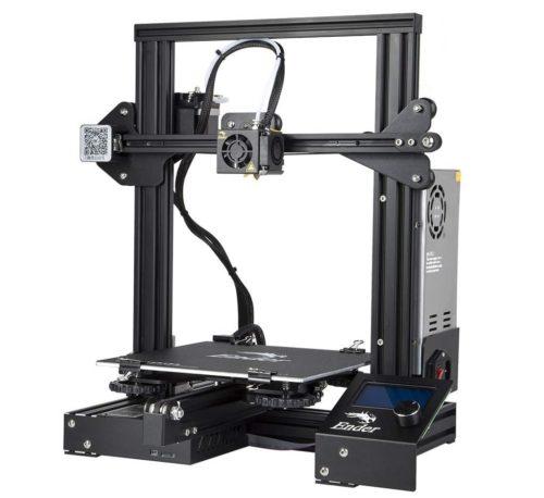 1. Comgrow Creality Ender 3D Printer with Resume Print