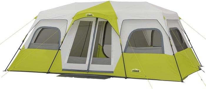 #1. Core Water-resistant Cabin Tent