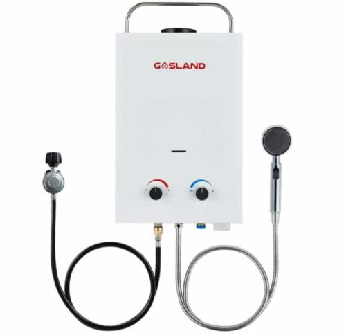 1. GASLAND Outdoors Portabel Water Heater RV Camping