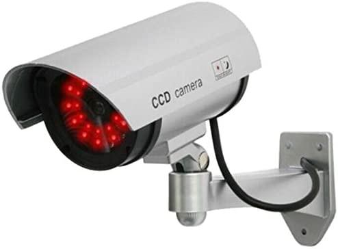 #1. UniquExceptional UDC4silver Fake Security Camera