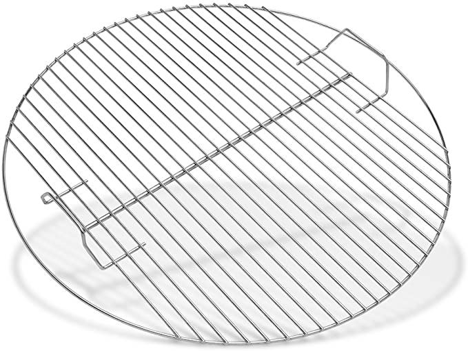 #1. Weber Easy-lift Campfire Grill Grates