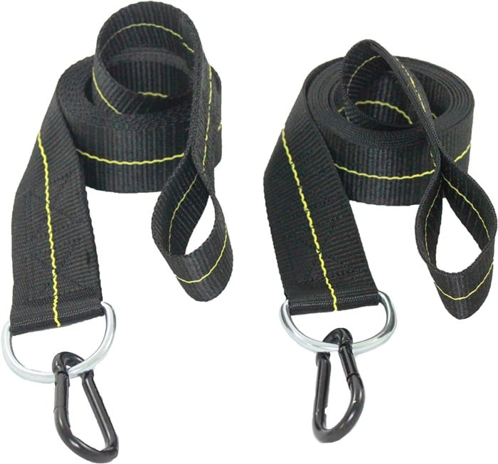 #10. Cajun Tie Downs hammock tree straps