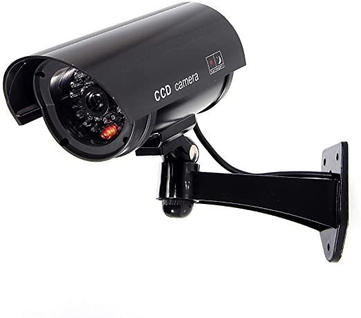 #10.  FINDERS&CO Outdoor Fake Security Camera
