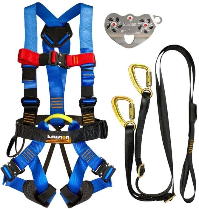 #10. Fusion Climb Zip Line Kits
