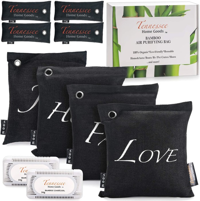 #2. Tennessee Home Goods air filter bags