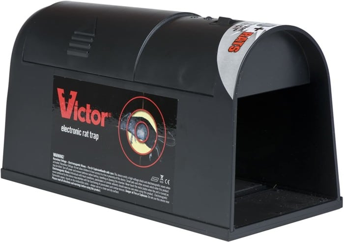 # 2. Victor Electronic Rat Trap