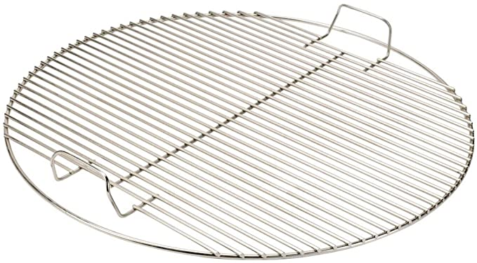 #2. Weber Large Campfire Grill Grates