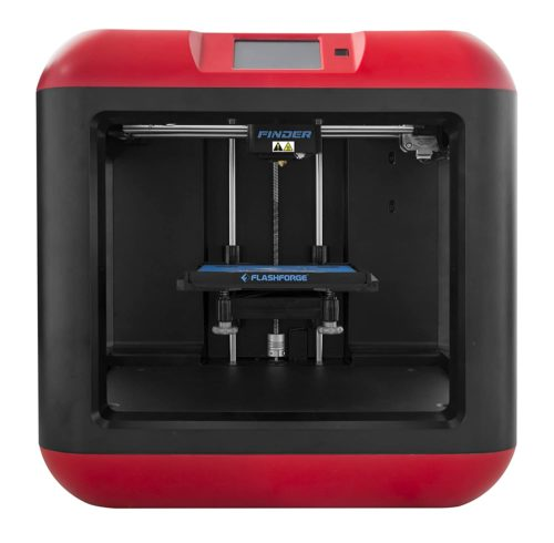 3. FlashForge Finder 3D Printers with Cloud, USB Cable, and Flash Drive Connectivity