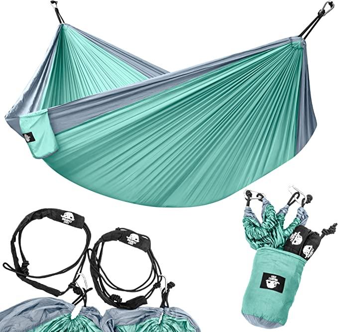 #3. Legit Portable Lightweight Camping Hammock