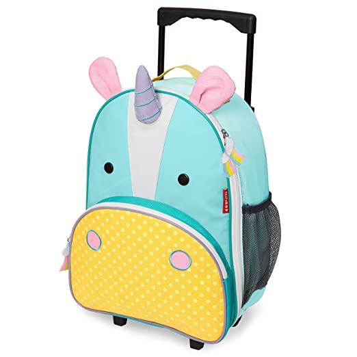 #3. Skip Hop 13' Rolling Backpack for kids