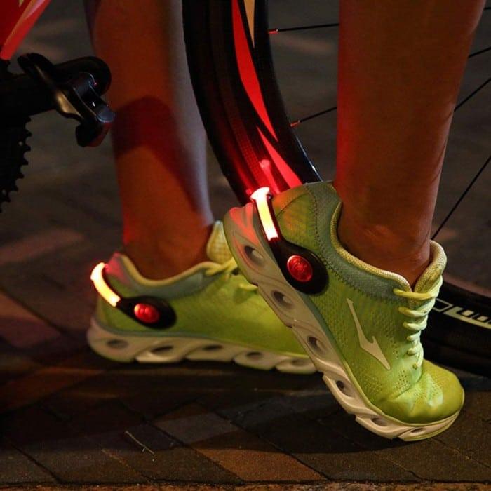 #3. ZKZNsmart Anti-skid Light-up LED Shoes