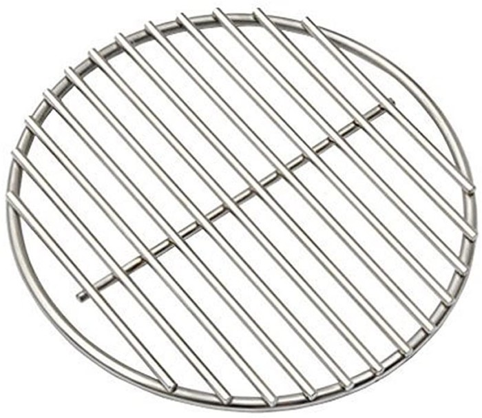 #3. onlyfire Professional Campfire Grill Grates