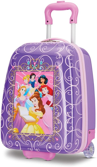 #4. American Tourister Upright