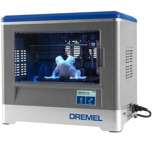 4. Dremel Digilab 3D Printer Idea Builder for Brand New Hobbyists and Tinkerers