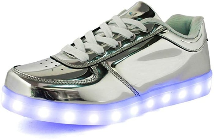 #4. IGxx Light-up LED Shoes for Adults
