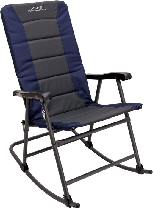 #5. ALPS Mountaineering Stable Portable Rocking Chair
