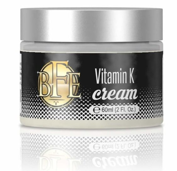 #5. Beauty Facial Extreme Bruise Healing Vit K Cream