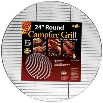 #5. Firering Grill Grid Campfire Grill Grates