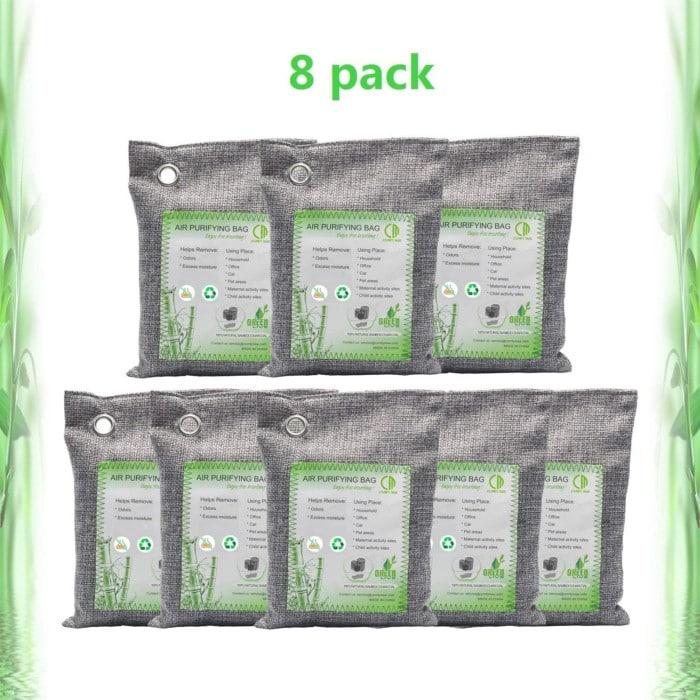 #5. VAGAU odor-eliminating air filter