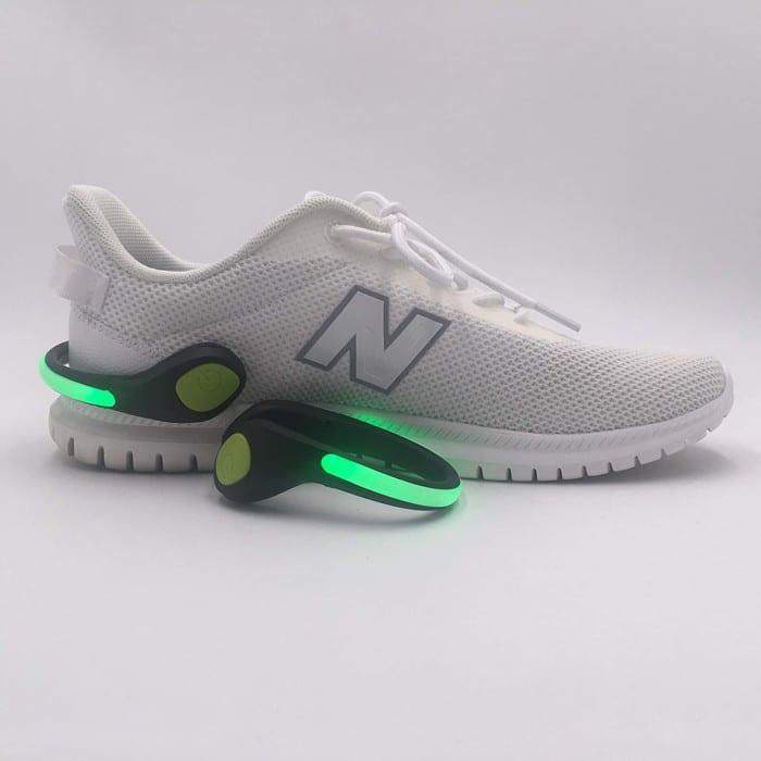 #5. ZKZNsmart Light-up LED Shoes for Adults