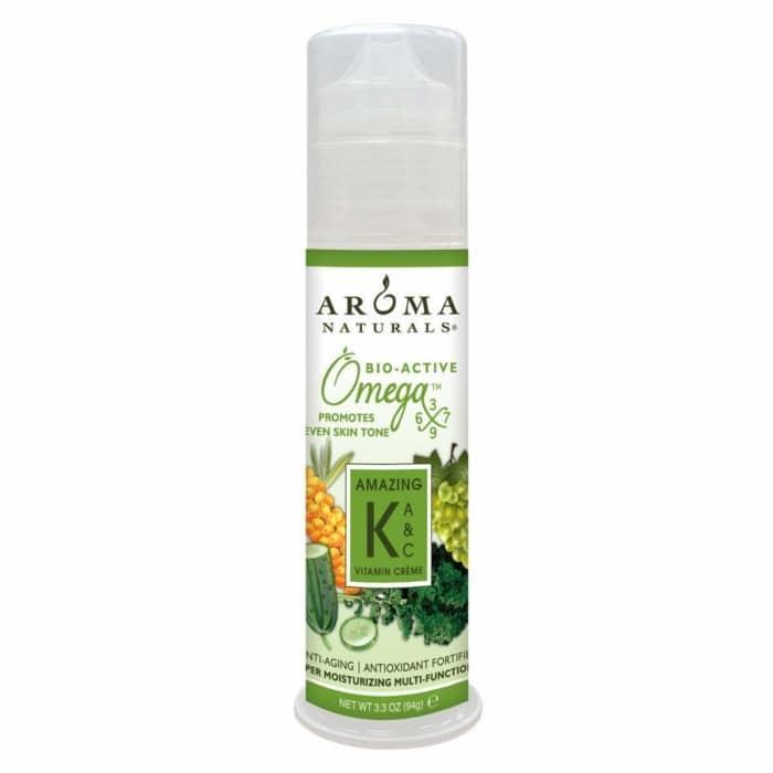 #6. Aroma Naturals Omega-X Vitamin K Cream