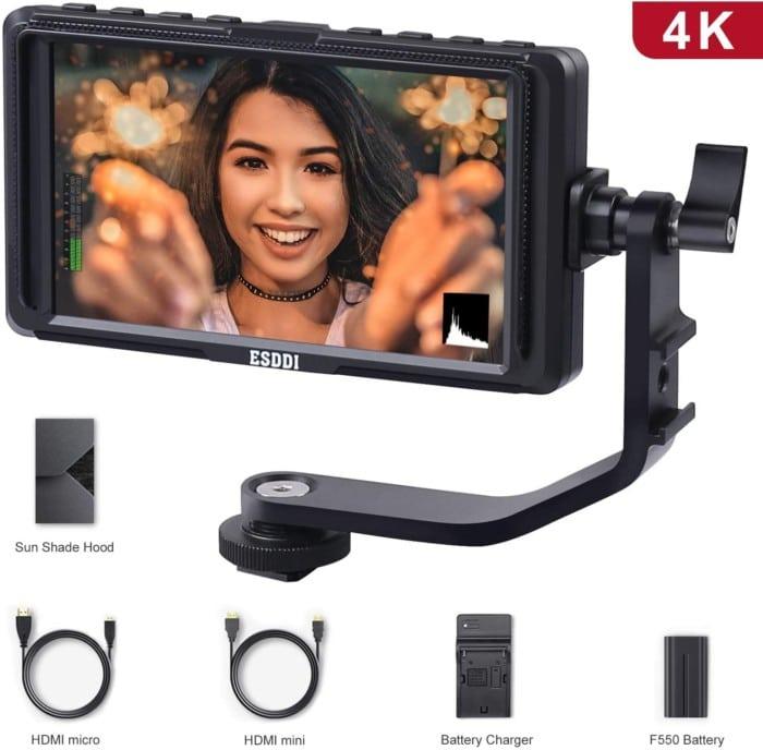 #6. ESDDI Camera Field Monitor