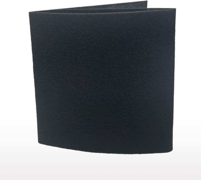 #6. GreenR3 cut-to-fit charcoal air filter