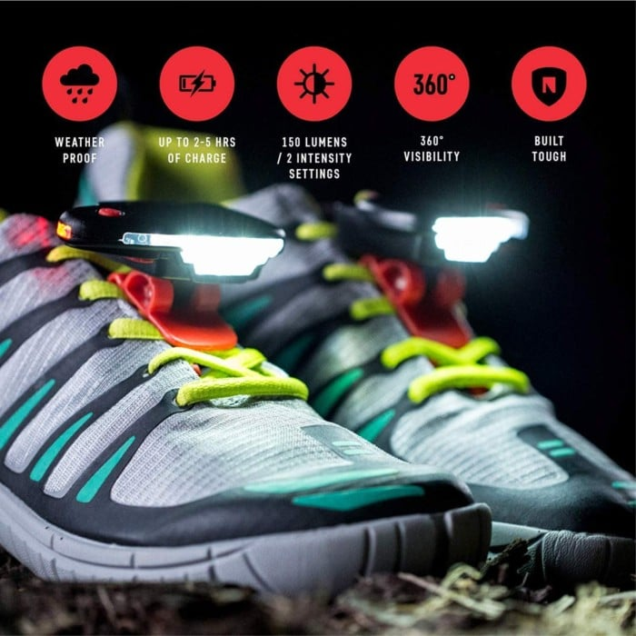 #6. Night Runner 270 Light-up LED Shoes for Adults