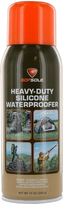 #6. Sof Sole Silicone Waterproof Sprays for Shoes