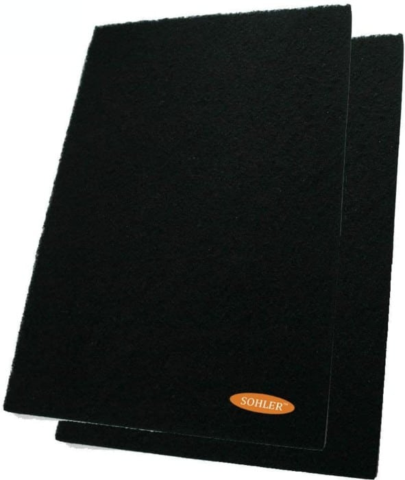 #7. Sohler charcoal air filter