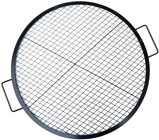 #7. Stanbroil Campfire Grill Grates with Steel Handles