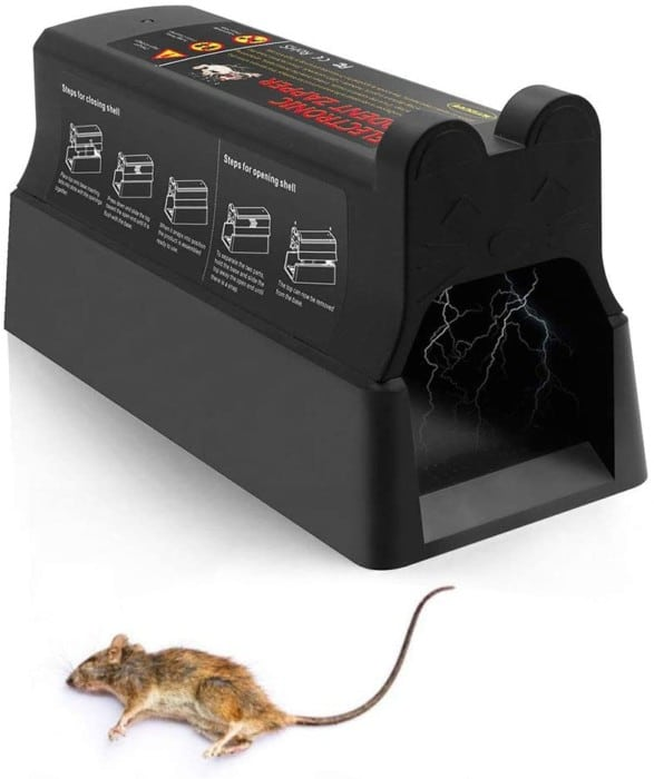 # 7. Suminey Electronic Rodent Zapper