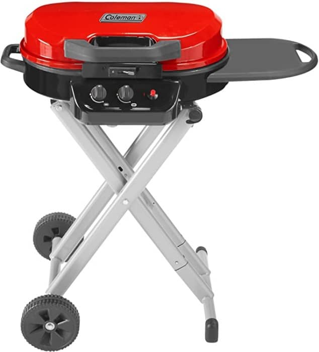 #8. Coleman Portable Stand-up Propane Grills