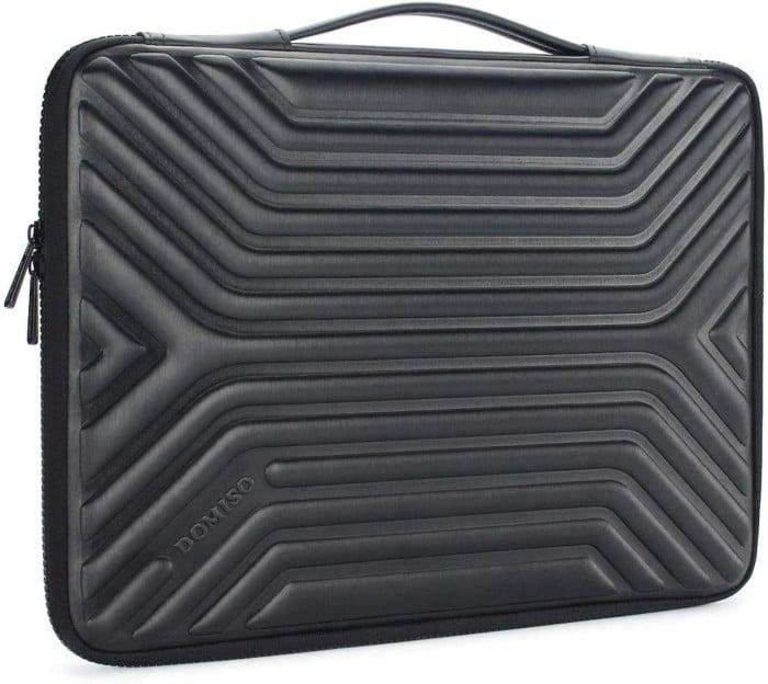 #8. DOMISO Waterproof Laptop Cases