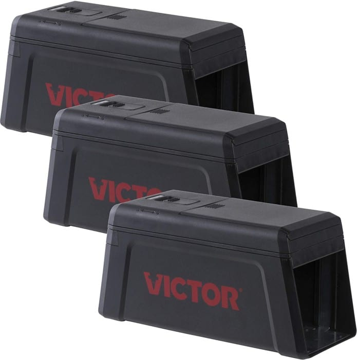 # 9. Victor M241 No Touch Electronic Rat Trap