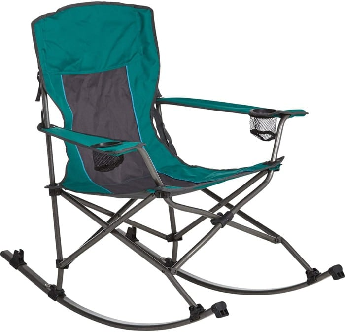 #9. Westfield Steel Outdoor Rocking Chair