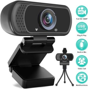 Avater Professional Rotating Webcam