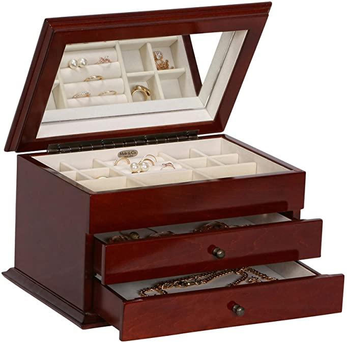 Brayden Wooden Jewelry