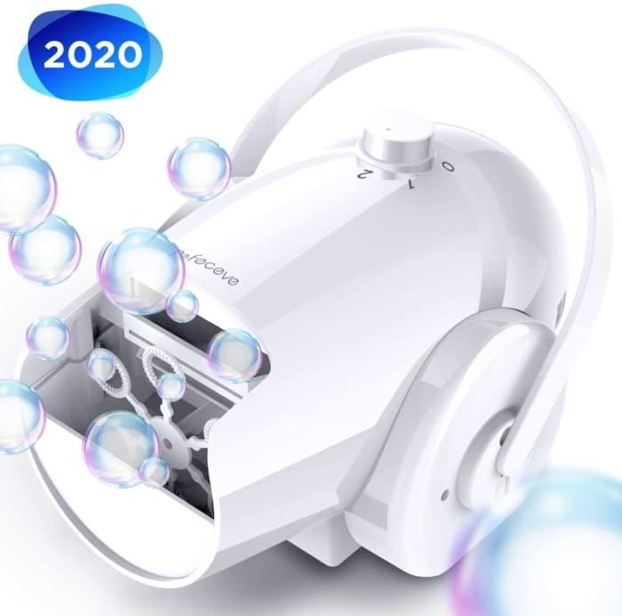 Bubble Machine Battery-Driven