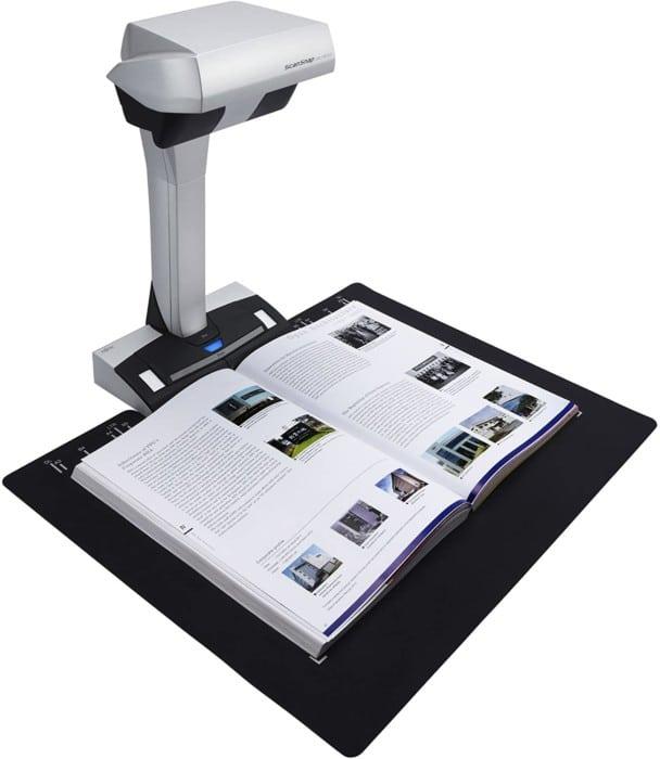 Fujitsu Book Scanner