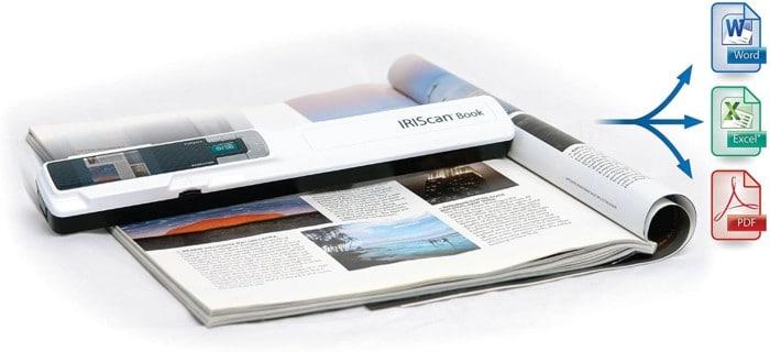 IRIScan Book Scanner