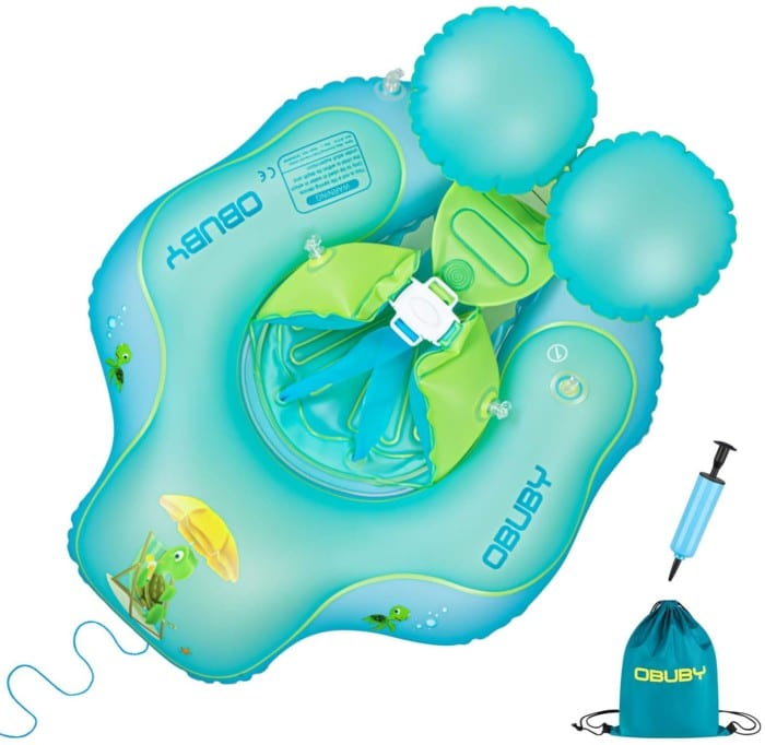 Obuby Baby Swimming